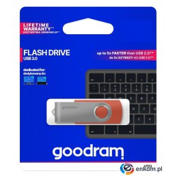 Pendrive GOODRAM UTS3 8GB USB 3.0 Red