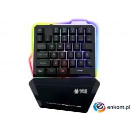 Klawiatura przewodowa TRACER GAMEZONE Brawler RGB Keypad USB