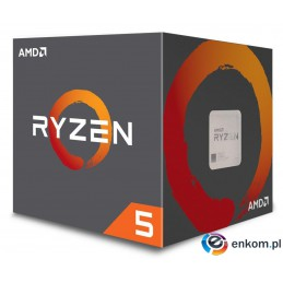Procesor AMD Ryzen 5 1600 S-AM4 3.20/3.60GHz 6x512KB L2/2x8MB L3 12nm BOX