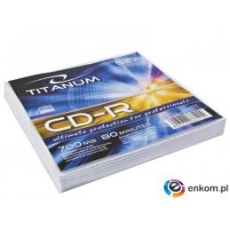 Koperta CD TITANUM 2027 (700MB  52x  10szt.  Koperta)