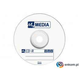 CD-R My Media 700MB Wrap (Spindle 10)
