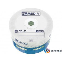 CD-R My Media 700MB Wrap (Spindle 50)