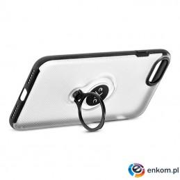 Etui na iPhone 7Plus eXc MAGNETIC transparentne