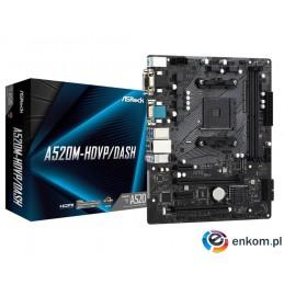Płyta glówna Asrock A520M-HDVP/DASH