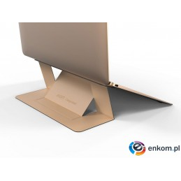 Stojak do laptopa Allocacoc MOFT Laptop Stand  GOLD