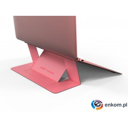 Stojak do laptopa Allocacoc MOFT Laptop Stand  PINK