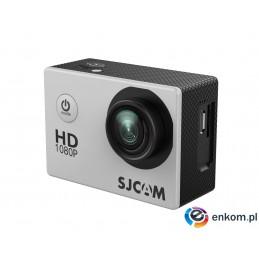 Kamera SJCAM SJ4000 SREBRNA
