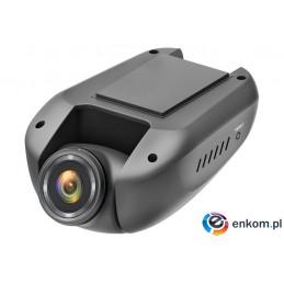 Wideorejestrator KENWOOD DRVA700W wide huad HD z GPS i WIFI z wyjściem na tylną kamerę
