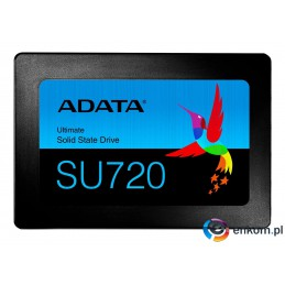 ADATA DYSK SSD Ultimate SU720 500GB 2.5'' S3 520/450 MB/s