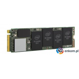Dysk Intel 660P SSDPEKNW512G8X1 978348 (512 GB   M.2  PCI-E)