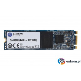 KINGSTON DYSK SSD 480G A400 M.2 2280