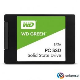 """Dysk SSD WD Green WDS100T2G0A (1 TB   2.5""""  SATA III)"""