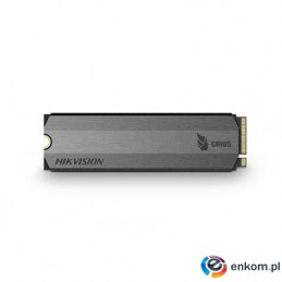 Dysk SSD HIKVISION E2000 512GB M.2 PCIe NVMe 2280 (3300/2100 MB/s) 3D TLC