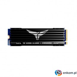 Dysk SSD Team Group CARDEA II TUF Gaming Alliance 512TB M.2 2280 PCI-e (3400/2000)