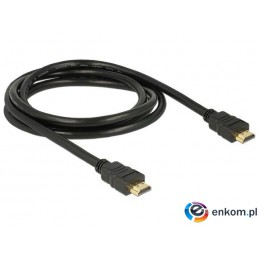 Kabel Delock HDMI-HDMI High Speed Eth. 1.8m