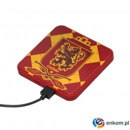 Powerbank Tribe Harry Potter Gryffindor 4.000 mAh