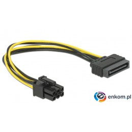 Kabel DELOCK 82924 (SATA - 6-Pin )