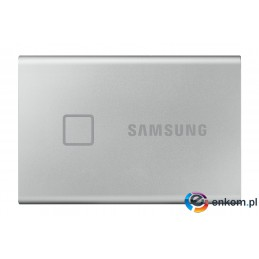 Dysk Samsung SSD T7 Touch 500GB MU-PC500S/WW srebrny