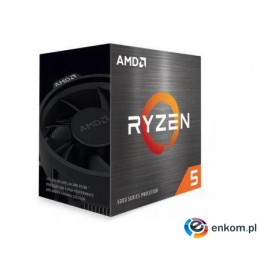 Procesor AMD Ryzen 5 5600X S-AM4 3.70/4.60GHz BOX