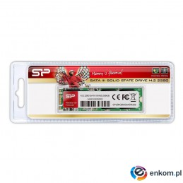 Dysk SSD Silicon Power A55 256GB M.2 2280 SATA3 (560/530 MB/s)