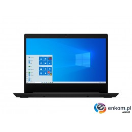 "Lenovo IdeaPad 3 14IML05 Pentium GOLD 6405U 14""HD 220nit 4GB DDR4 SSD128 UHD610 BT Win10 1,5kg (REPACK) 2Y Business Black"