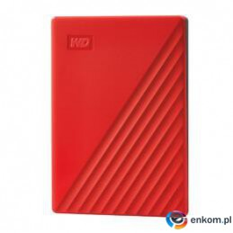 HDD WD MY PASSPORT 4TBWDBPKJ0040BRD-WESN USB 3.0