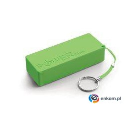 Powerbank Extreme Quark XL 5000mAh zielony