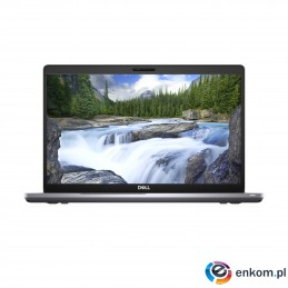 "Dell Latitiude 5510 i5-10210U 15.6"" FHD 8GB DDR4 SSD256GB Intel UHD 620 FgrPr & SmtCd Cam & Mic WLAN + BT Backlit Kb 4 Cell W10P"