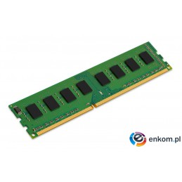 Pamięć Kingston KVR16N11/8 (DDR3 DIMM  1 x 8 GB  1600 MHz  CL11)
