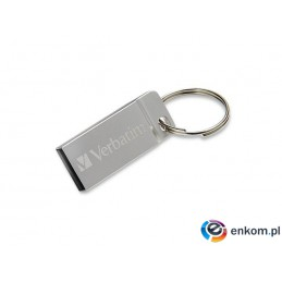 Pendrive Verbatim 16GB metal executive USB 2.0