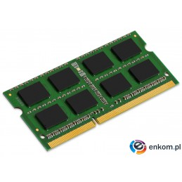 Pamięć Kingston KVR16S11S8/4 (DDR3 SO-DIMM  1 x 4 GB  1600 MHz  CL11)