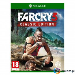 Gra Far Cry 3 HD (XBOX ONE)