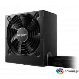 Zasilacz BE QUIET! SYSTEM POWER 9 BN246 (500 W  Aktywne  120 mm)