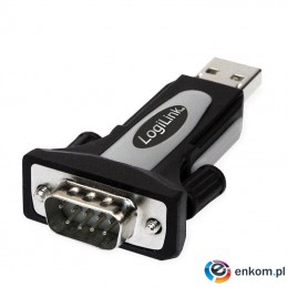 Adapter USB 2.0 LogiLink AU0034    RS232