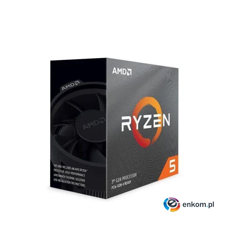 Procesor AMD Ryzen 5 3600XT S-AM4 3.80/4.50GHz BOX - PO SERWI