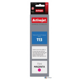 Activejet tusz do  Epson 113 C13T06B340 new AE-113M