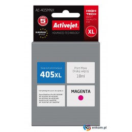 Activejet tusz do  Epson 405XL C13T05H34010 new AE-405MNX