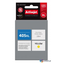 Activejet tusz do  Epson 405XL C13T05H44010 new AE-405YNX