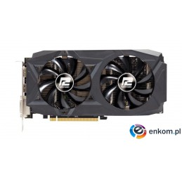 Karta graf. PowerColor Red Dragon Radeon RX 580 8GB