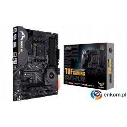 Płyta Asus TUF Gaming X570-Plus/AMD X570/SATA3/M.2/USB3.1/PCIe4.0/AM4/ATX