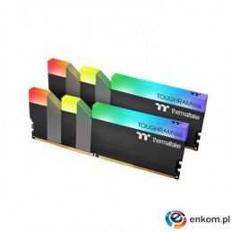 THERMALTAKE TOUGHRAM RGB DDR4 2X16GB 3200MHZ CL16 XMP2 BLACK R009D416GX2-3200C16A
