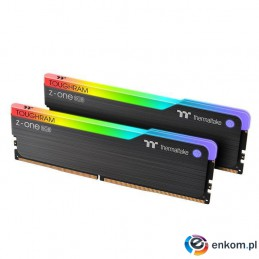 THERMALTAKE TOUGHRAM Z-ONE RGB DDR4 2X8GB 3600MHZ CL18 XMP2 BLACK R019D408GX2-3600C18A