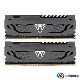 PATRIOT Viper Steel Series DDR4 2x8GB 3000MHz CL16 XMP2