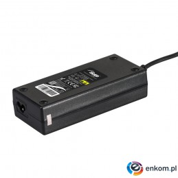 Zasilacz sieciowy Akyga AK-ND-52 do notebooka 19,5V/6,15A 120W Square Yellow