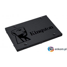 "Dysk SSD Kingston A400 960GB 2,5"" SATA3 (500/450 MB/s) 7mm"
