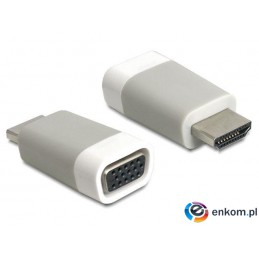 Adapter Delock HDMI-A (M) -  VGA (F)