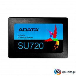 ADATA DYSK SSD Ultimate SU720 250GB 2.5'' S3 520/450 MB/s