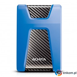 ADATA DashDrive Durable HD650 1TB 2.5'' USB3.1 Blue