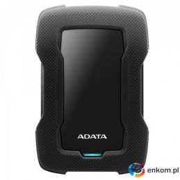 ADATA Durable Lite HD330 1TB 2.5'' USB3.1 Black