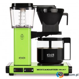 Moccamaster KBG 741 Select - Fresh Green